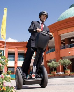 Affaire Segway