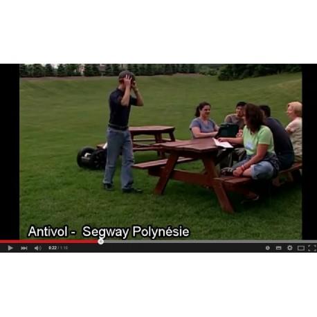 Vidéo Tutoriel 4 Segway Polynésie
