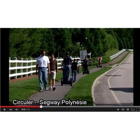 Vidéo Tutoriel 8 Segway Polynésie
