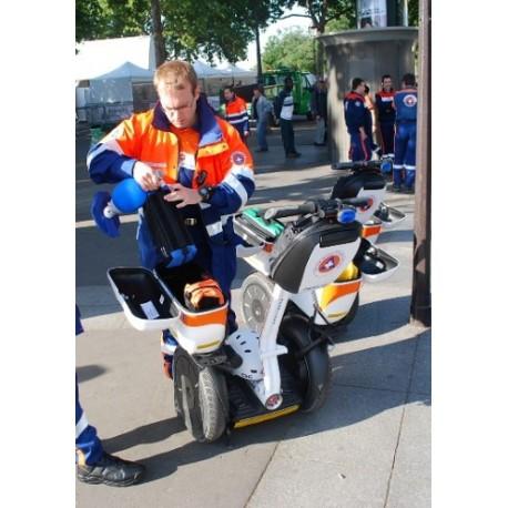 Protection civile en Segway