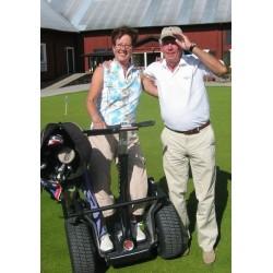 Golf en Segway