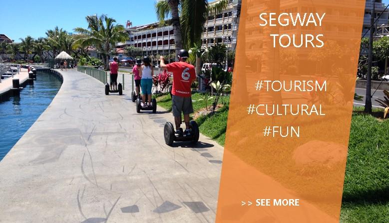Segway Tahiti Tourism