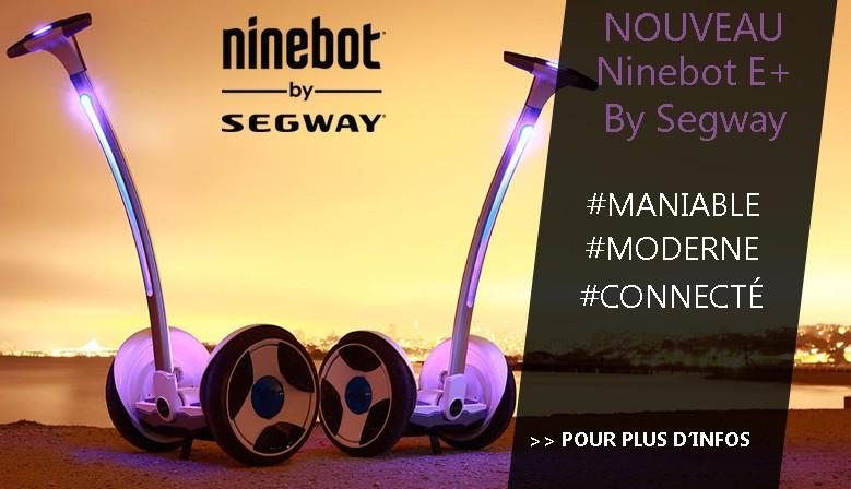 Ninebot E+ by Segway