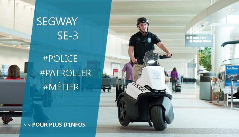 Segway Patroller SE-3