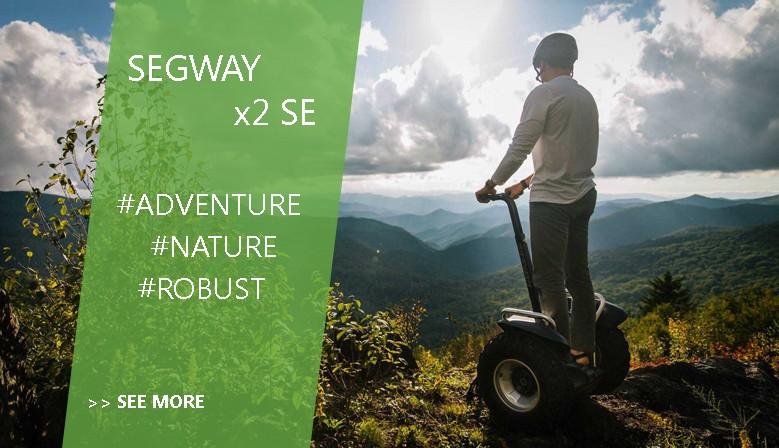 Segway x2 SE