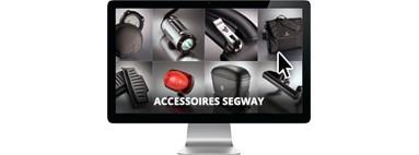 Les accessoires Segway